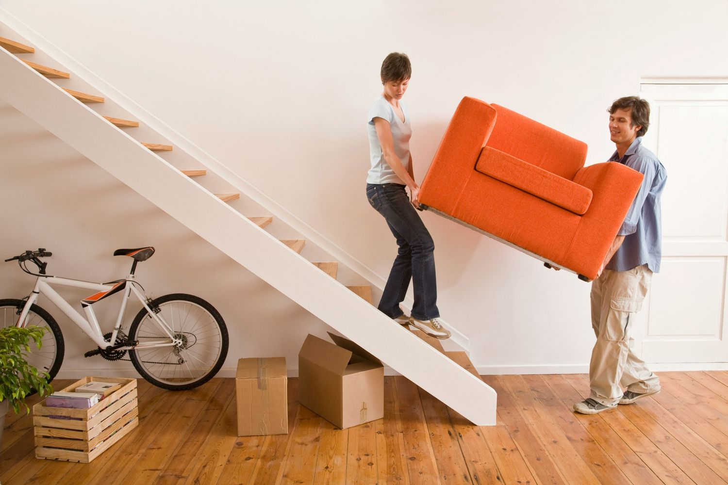 Advantages of using transportation services when moving