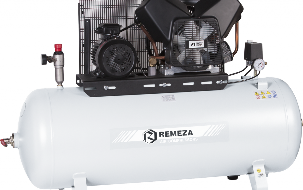 Remeza reciprocating compressors