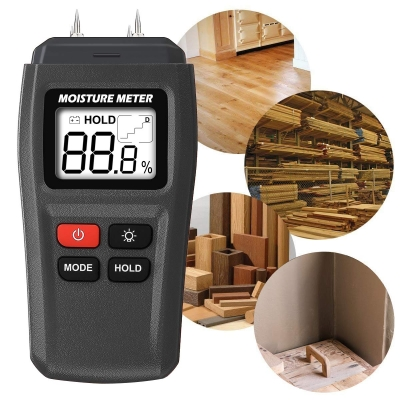 How to select the correct moisture meter