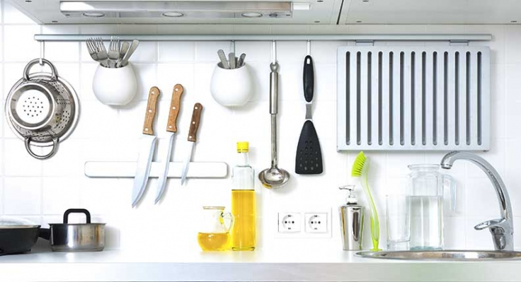 Where Germs Are Hiding in Your Kitchen
