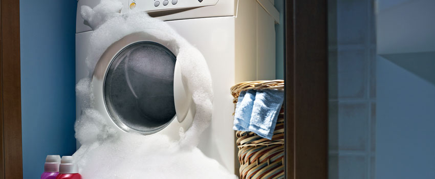 Causes of Suds in Washer and Tips to Eliminate