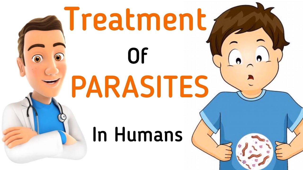 Treatment of parasites
